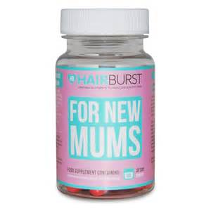 hairburst for hairburst vitamins for new mums 30 capsules free