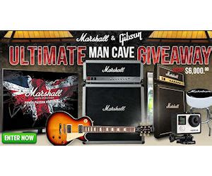 Gibson Sweepstakes - marshall gibson ultimate man cave giveaway free sweepstakes contests giveaways