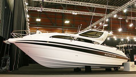 the open boat purpose overall winner mclay 735s launch rayglass legend 4000