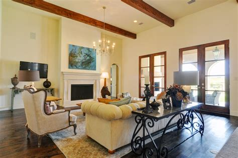 Colonial Style Decorating Ideas Home by Colonial Modern Living Room Dallas By