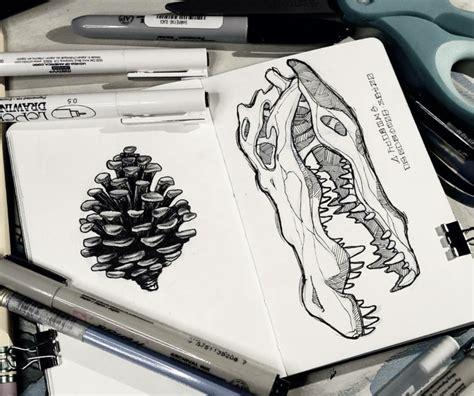 crocodile skull tattoo