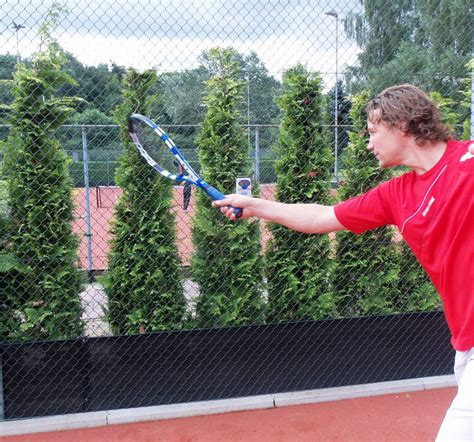 swing tennis radar de vitesse de swing pour tennis sportssensors