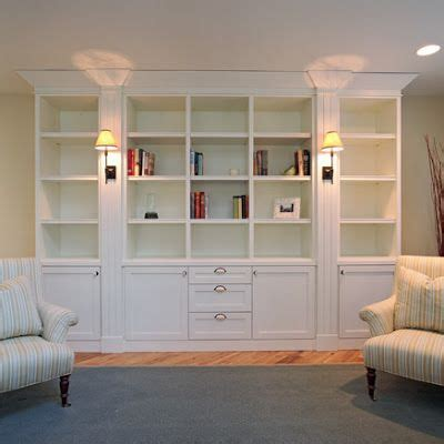 how to build a built in bookcase into a wall built in bookshelves convert a sparse wall space into a