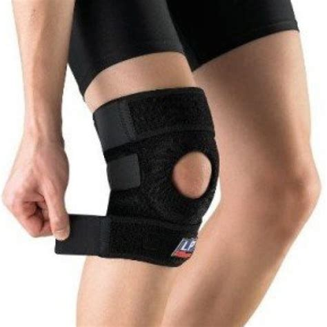 Knee Open Patella Lp 758 Adjustable compare buy lp opened patella knee support 758ca