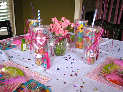 home made party decorations homemadeville your place for homemade inspiration girl s