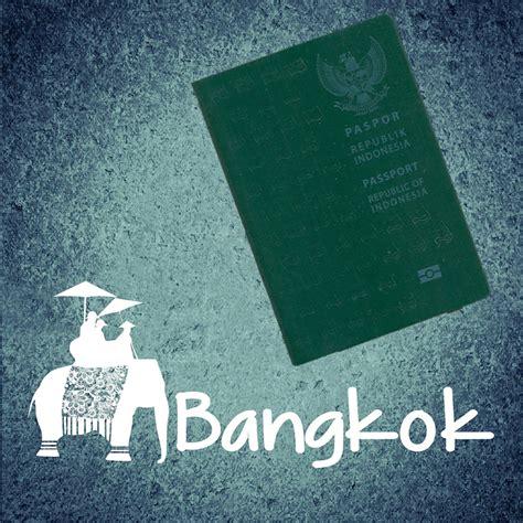 buat paspor baru karena hilang yang harus dilakukan jika kehilangan paspor di bangkok