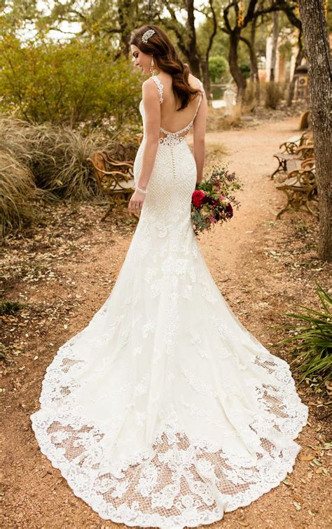 Wedding Dresses Australia by Wedding Dresses Dramatic Vintage Wedding Gown Essense