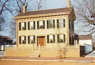 lincoln home national historic site howstuffworks