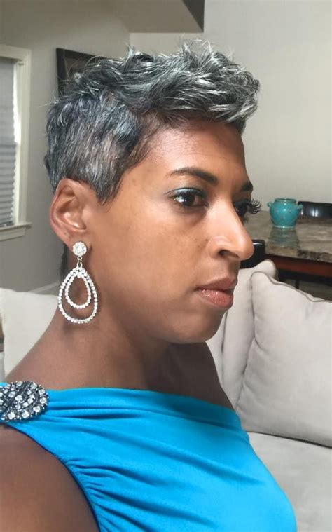 coloring natural grey african american hair 259 best images about older african american women