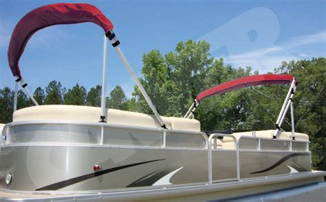 used bimini tops for pontoon boats what kind of pontoon boater are you boat lovers direct