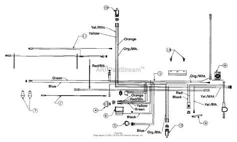 mtd engine wiring diagram wiring diagram with description