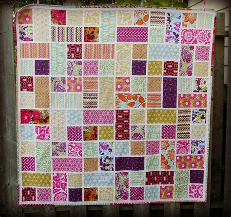 quilt pattern squares and rectangles rectangle square quilt this quilt was made for my