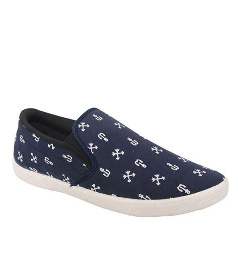zodi blue canvas shoes price in india buy zodi blue