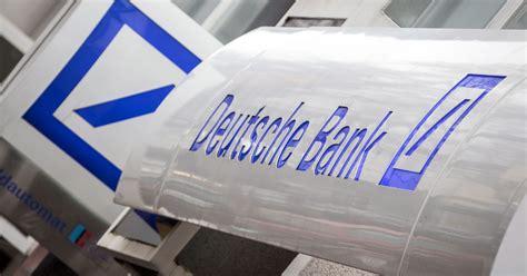 sedi deutsche bank deutsche bank ancora nella tempesta finanziaria smartweek