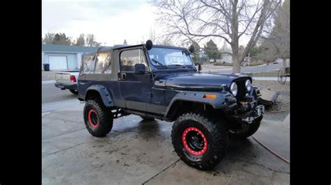jeep scrambler custom jeep scrambler cj8 arb 44 v8 rock crawler custom for