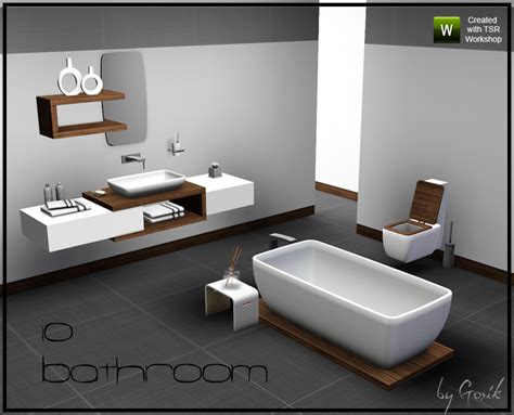 sims 3 bathroom gosik s io bathroom