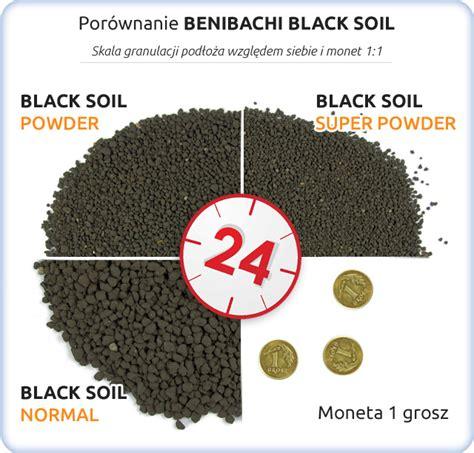 Benibachi Black Soil benibachi black soil 5kg normal akwarystyczny24