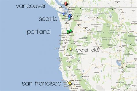 map seattle vancouver wu photography 187 san francisco wedding photographer