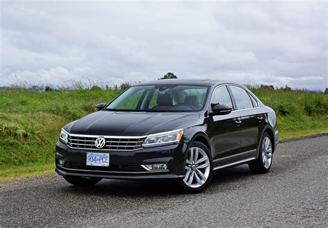 car volkswagen passat 2017 volkswagen passat highline 3 6 vr6 the car magazine