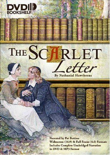 nathaniel hawthorne biography dvd the scarlet letter by dvd bookshelf pricepirates price