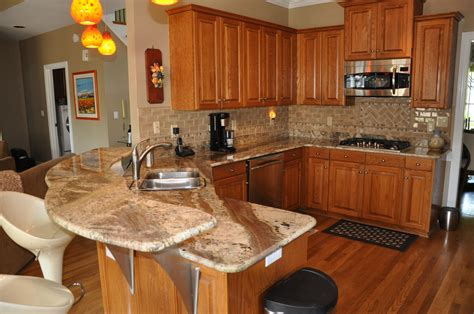 Glass Subway Tile Kitchen Backsplash Bordeaux Sienna Granite Google Search For The Home