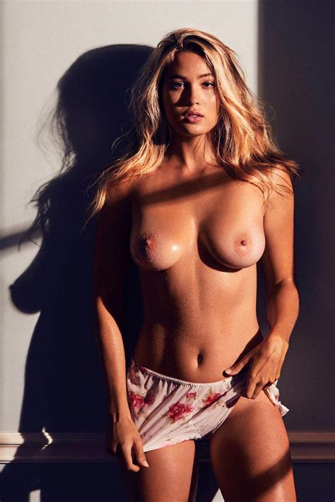Megan Moore Nude Tits And Pussy For Playboy US Scandal