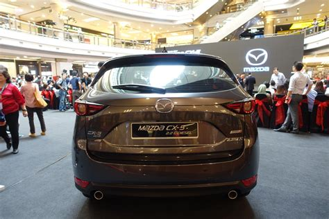 All New Mazda Cx5 all new mazda cx 5 launched in malaysia drive safe and fast