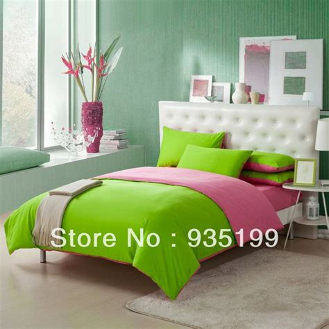 hot pink and lime green comforter sets best 25 green bed sets ideas on pinterest teen bedding