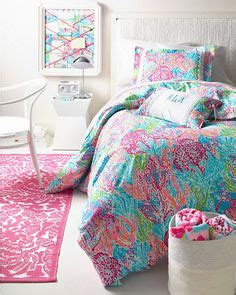 lilly pullitzer bedding lilly pulitzer sister florals duvet cover collection by