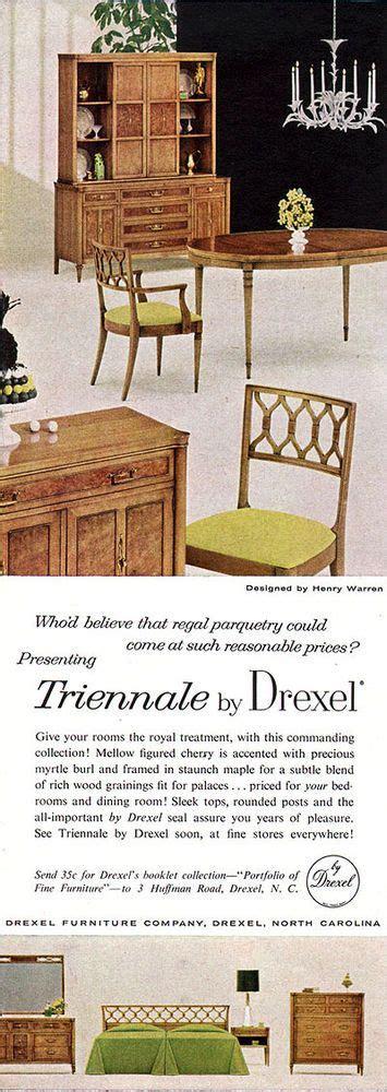 1960s drexel perspective dining room furniture ad 1598 best images about vintage furniture ads on pinterest