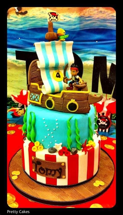 torta barco pirata utilisima pastel de jake decoracion de interiores fachadas para