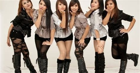 Model Rambut Personil 7 Icon by Biodata Dan Personil Girlband Indonesia 7 Icons Info