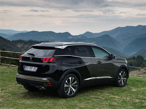 peugeot 3008 gt 2017 picture 31 of 92