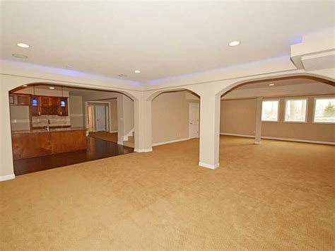 houses with finished basements custom ranch with walk out basement in geist ja yancey