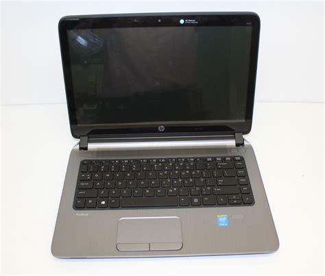Hp Probook 440 G2 I5 5200 Hdd 4gb Hdd 500gb Lcd 14inc Mulus hp probook 440 g2 i5 5200u 500g 8gb w10p computer and server