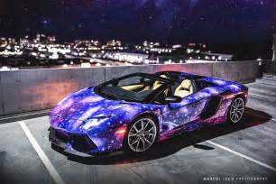Lamborghini Recruitment Lamborghini Aventador Roadster Galaxy Wrap Hq Bro