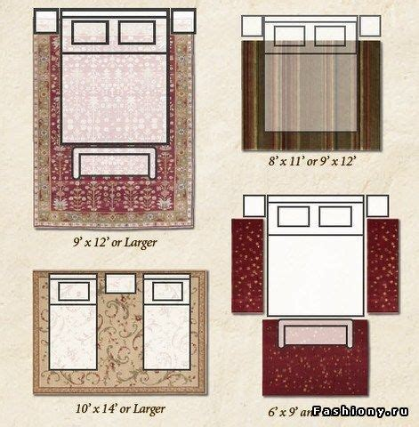 rug size for bedroom 25 best ideas about area rug placement on rug