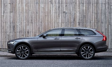 volvo manufacturer country volvo adds v90 cross country to range car manufacturer news