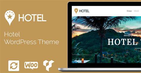 theme hotel facebook hotel wordpress theme responsive hotel website builder