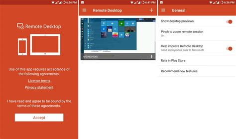 best remote desktop for windows 5 free android apps to remote your computer best
