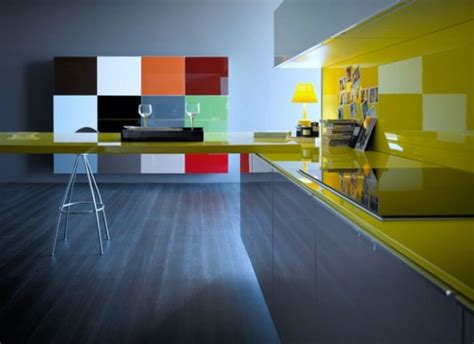 modern kitchen colours and designs modern colorful kitchen designs adorable home