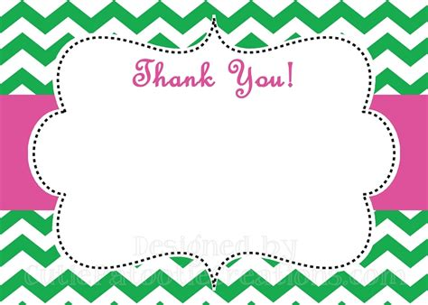Thank You Gift Card Template - thank you card excellent decorations thank you cards printable personalized note