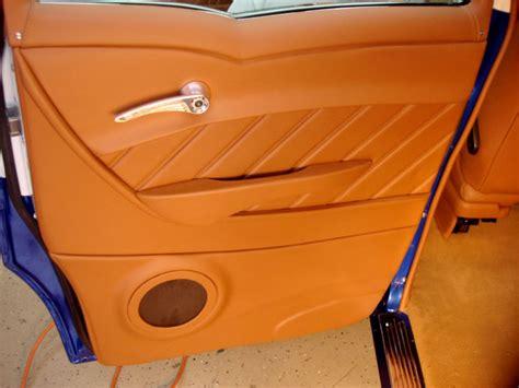Seats Upholstery by 1956 4 Door Chevy Interiors Restoration 1956 4 Door
