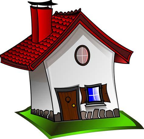 Haus Comic by Kostenlose Vektorgrafik Home Haus Geb 228 Ude Architektur