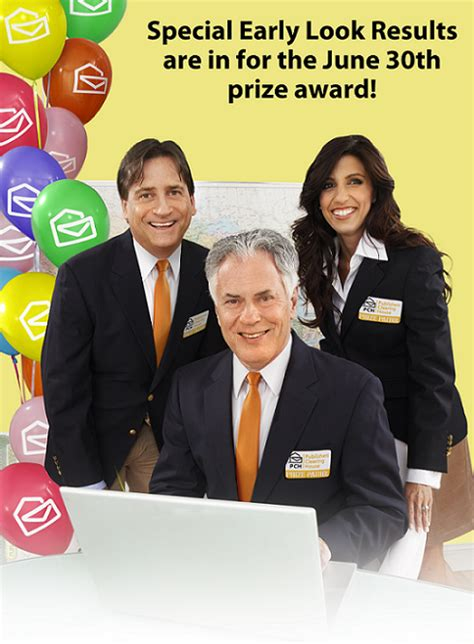 Pch June 30 Winner - what prize will pch award on june 30th special early look results pch blog