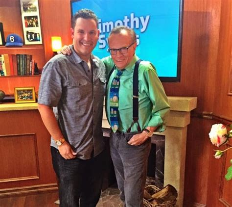 To Be Interviewed By Larry King by My Larry King Amazing 25 Minute
