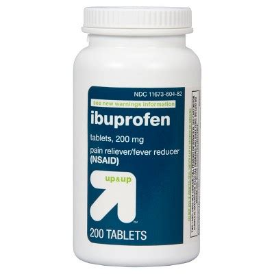 Obat Ibuprofen 200 Mg ibuprofen 200 mg reliever fever reducer tablets up