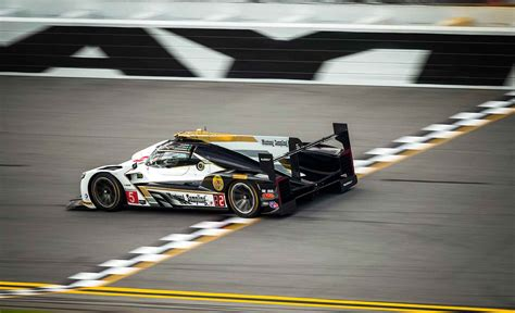 Cadillac Daytona cadillac dpi v r secures pole for 2017 24 hours of daytona