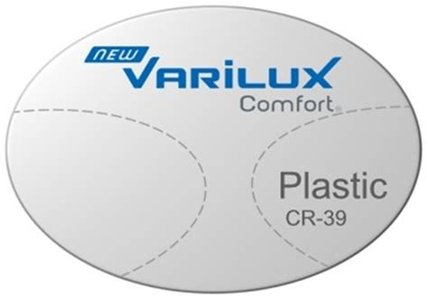 Varilux Comfort by Varilux Comfort Plastic Cr 39 Progressive