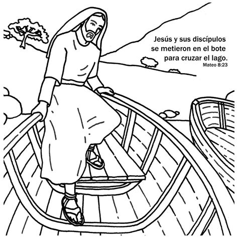 coloring pages jesus calms the jesus calms the bible story card for